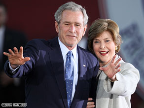 President Bush was likely not poisoned during a 2007 trip to Germany, Frances Townsend said Wednesday.