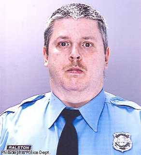 Sgt. Robert Ralston's claim that an assailant shot him sparked a search for a phantom suspect.