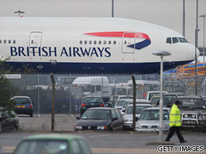 Are you affected by a BA strike?