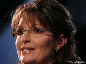 Former vice presidential candidate Sarah Palin joined the national battle over Arizona's controversial new immigration law Saturday, appearing with Gov. Jan Brewer in Phoenix to denounce the Obama administration's criticism of the law.