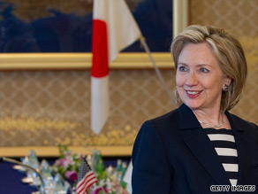 U.S. Secretary of State Hillary Clinton said Friday that North Korea must faces consequences after a report that it fired a torpedo that sank a South Korean warship in March.