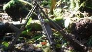 Lost WWII battlefield found -– war dead included