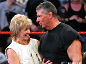 McMahon is named in a new lawsuit by the widow of a former WWE wrestler.