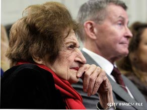 Helen Thomas criticizes White House reporters in a newly released interview.