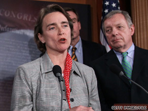 Arkansas Sen. Blanche Lincoln was once a stranger to the national press corps.