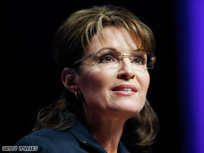 Sarah Palin announced one year ago today that she would resign as Alaska governor.