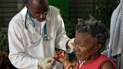 Access to health care has improved in Haiti, but the everyday situation remains precarious for thousands of Haitians