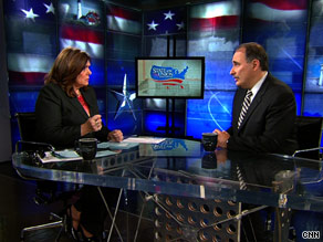 Obama senior adviser David Axelrod spoke Sunday about November's midterm elections and touched on discontent among liberals, the president's relationship with Capitol Hill Republicans, and the president's standing with independent voters.