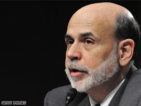 Federal Reserve Chairman Ben Bernanke is warning Congress that the economic outlook remains 'unusually uncertain.'