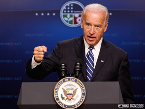 Vice President Joe Biden will headline two fundraisers in North Carolina Thursday night.