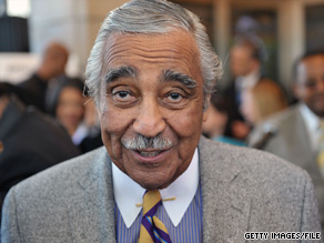 The House Ethics Committee will hold a formal hearing later this month on alleged violations by Rep. Charles Rangel.
