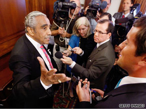 Veteran Democratic Rep. Charles Rangel of New York confirmed Tuesday that his lawyers are discussing a possible settlement with lawyers for the House Ethics Committee.