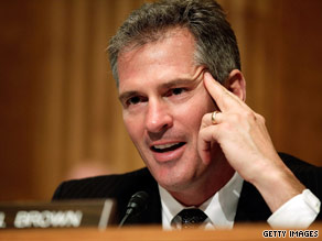 Sen. Scott Brown can bring in big crowds and plenty of fundraising dollars  for GOP candidates.