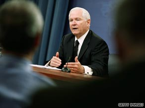 Defense Secretary Robert Gates on Monday proposed eliminating the U.S. Joint Forces Command.