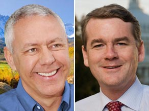 In Colorado, Republican Ken Buck is challenging incumbent Sen. Michael Bennet.