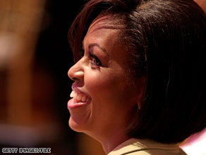 Michelle Obama will campaign for Democratic candidates in the closing weeks of the midterm election.