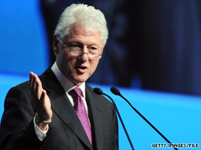 Former President Bill Clinton will hit the campaign trail next week in Arkansas.