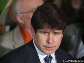 Former Illinois Gov. Rod Blagojevich was found guilty on Tuesday of making false statements or representations to the FBI.