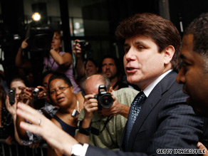 The date for Rod Blagojevich's retrial could be announced Thursday.