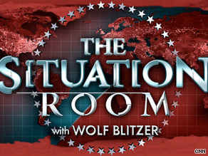 The Situation Room with Wolf Blitzer has a new executive producer.