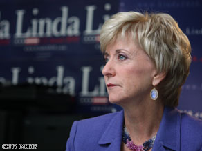 The Cook Political Report moved it's rating of Connecticut's Senate race between Linda McMahon and Richard Blumenthal from 'lean Democrat' to 'toss up'.