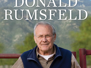 Rumsfeld's new book will hit bookstores in January.