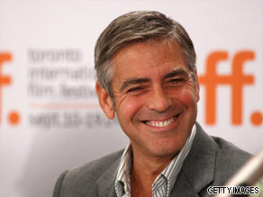 George Clooney is your Connector of the Day.