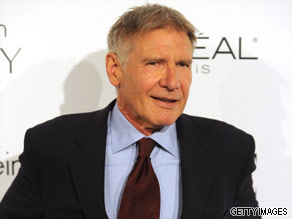 Harrison Ford is your Connector of the Day.