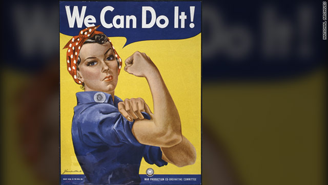 Geraldine Hoff Doyle, 'We Can Do It!' poster inspiration, dies at 86