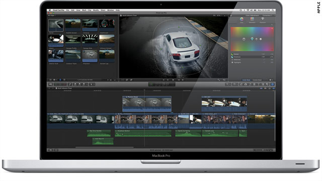 Apple released Final Cut Pro X, the new version of its widely-used video-editing software, on Tuesday to a furor from critics.