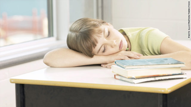 Get Some Sleep: ADHD, sleep disorders often entwined