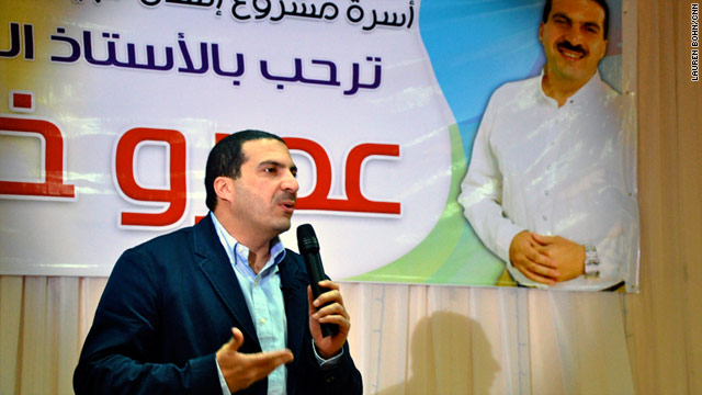 Muslim television preacher returns to Egypt