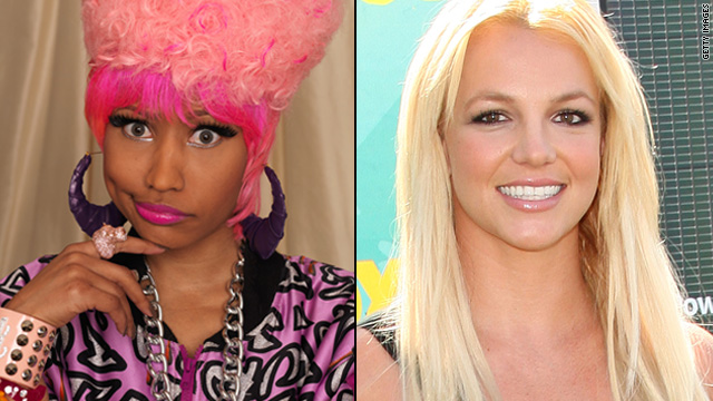 Nicki Minaj joins Britney Spears tour