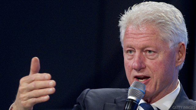 TRENDING: Bill Clinton compares new voting laws to Jim Crow