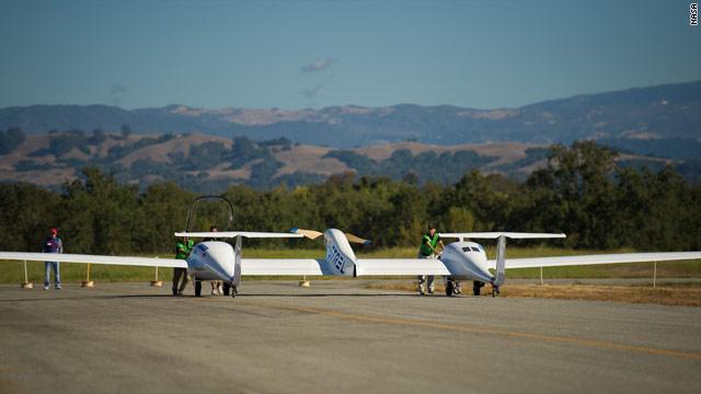Electric plane wins $1.35 million prize