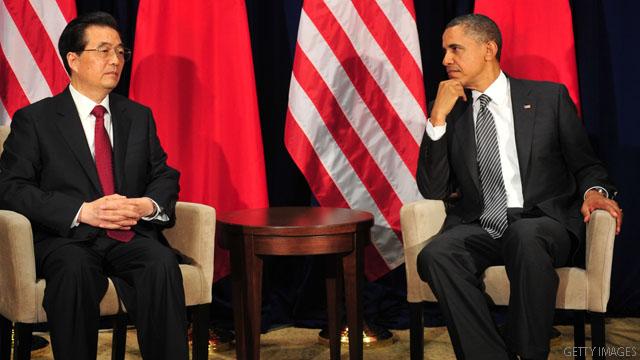 Image result for obama vs china