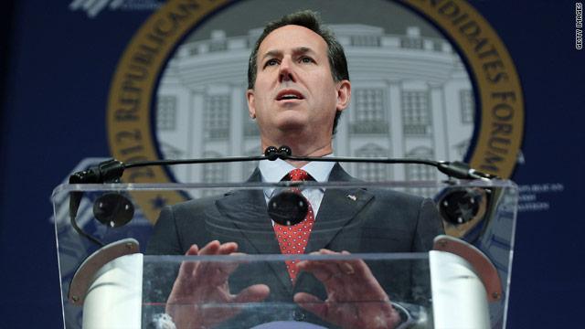 Santorum to score big Iowa endorsement