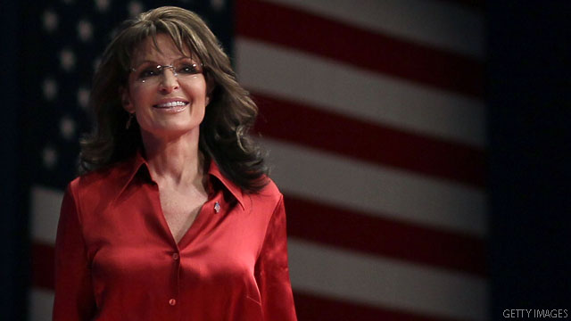Palin to headline RightOnline conference in Las Vegas
