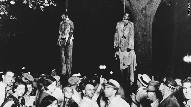 America's 'angriest' theologian faces lynching tree