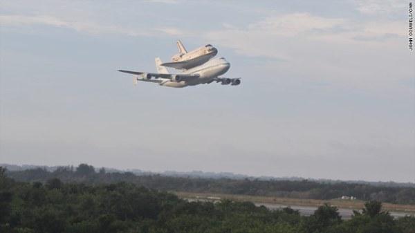 Los Angeles prepares for space shuttle retirement – Light ...