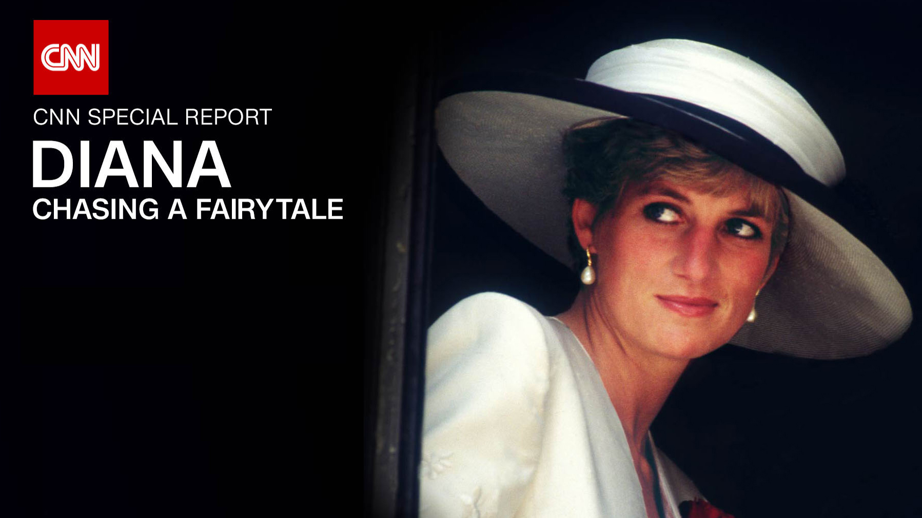 CNN Special Report Presents DIANA: CHASING A FAIRYTALE
