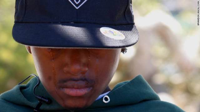 """Mario, 14, said he never genuinely felt like a girl, although he tried. """"It felt it wasn't meant to be."""""""