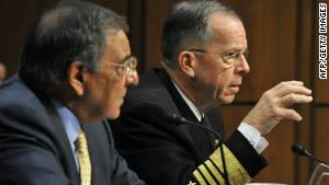 Estado Mayor Conjunto, almirante Mike Mullen (R), hizo las acusaciones la semana pasada que la agencia de Inteligencia de Pakistán tiene vínculos directos con la red Haqqani.