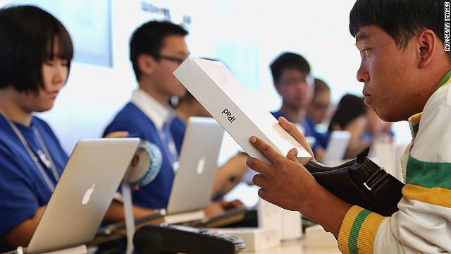 """¿Dónde """"nació"""" el iPad: en China o en Apple?"""