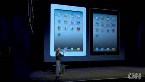 The iPad costs more than the Kindle, but the Apple tablet retains more of its value over time, according to data.