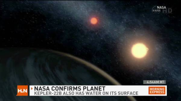 Planet confirmed that could have water Light Years CNNcom Blogs