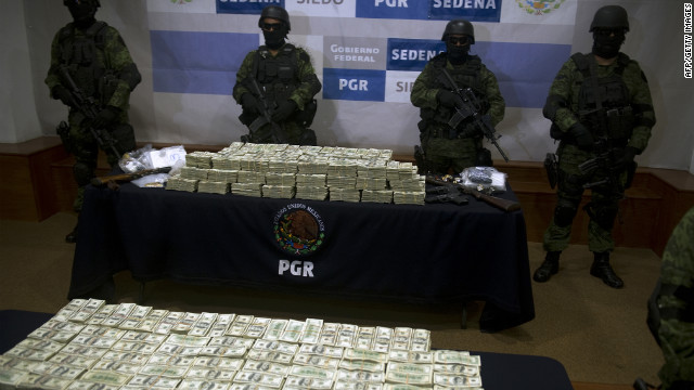 mexico drug war