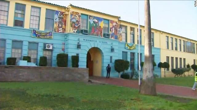 Miramonte Elementary is a Los Angeles public school that serves grades one through five.