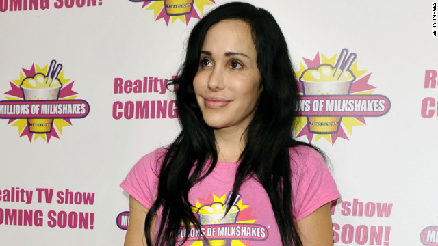 Nadya Suleman says her children are doing well and won't be homeless.