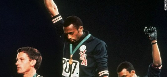 This salute made Smith and Carlos famous. But what of sprinter Peter Norman, who finished second?